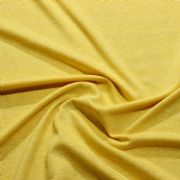 Jersey Terry - Summer Yellow Marl - per quarter metre
